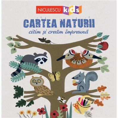 Cartea naturii - Citim si cream impreuna
