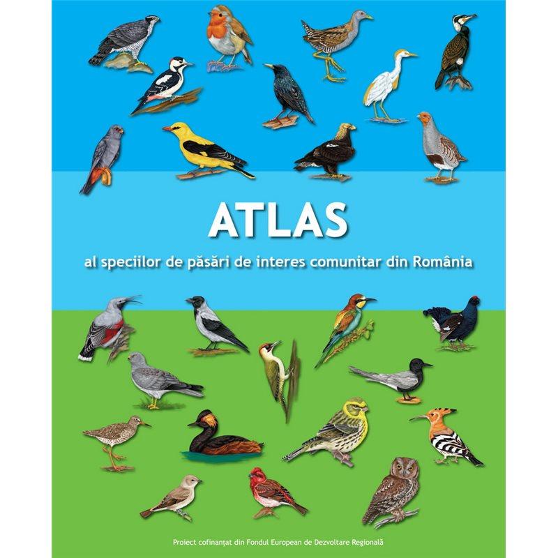 Atlas si determinator de păsăsri