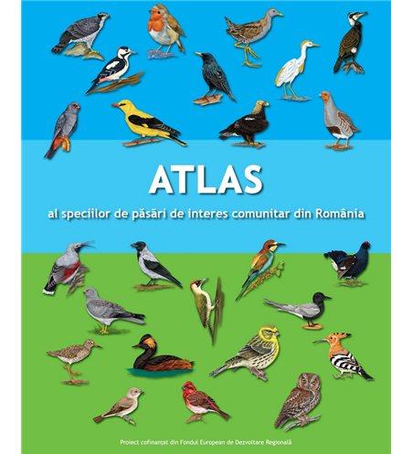 Atlas si determinator de pasari