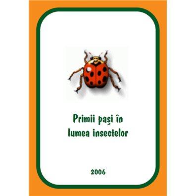 Primii pasi în lumea insectelor