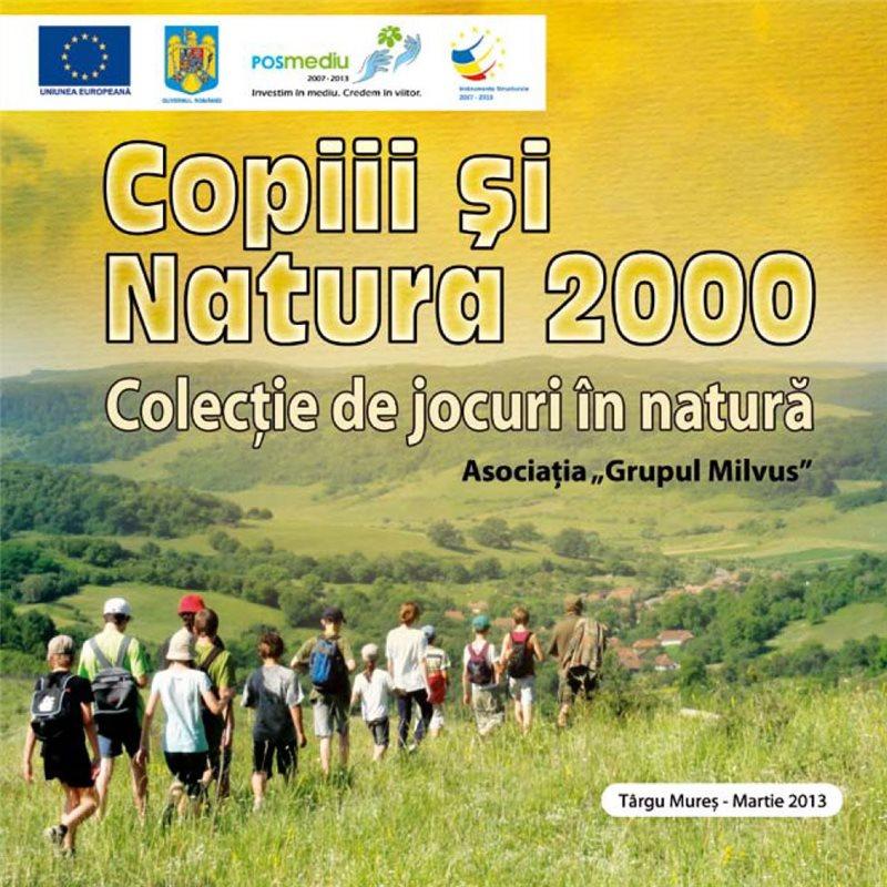 Copii si Natura 2000