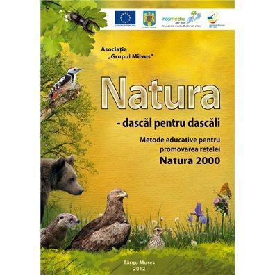 Natura - dascăl pentru dascăli