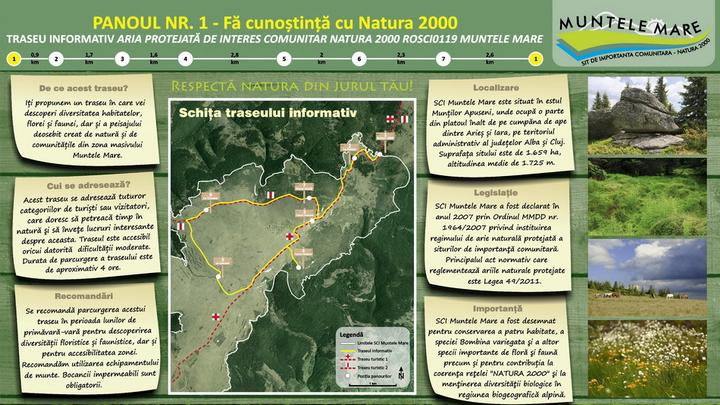 <span>Muntele Mare – Descoperă natura</span>