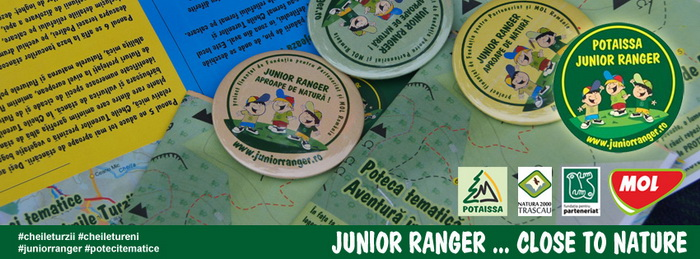 <span>Junior Ranger … Aproape de natura !</span>