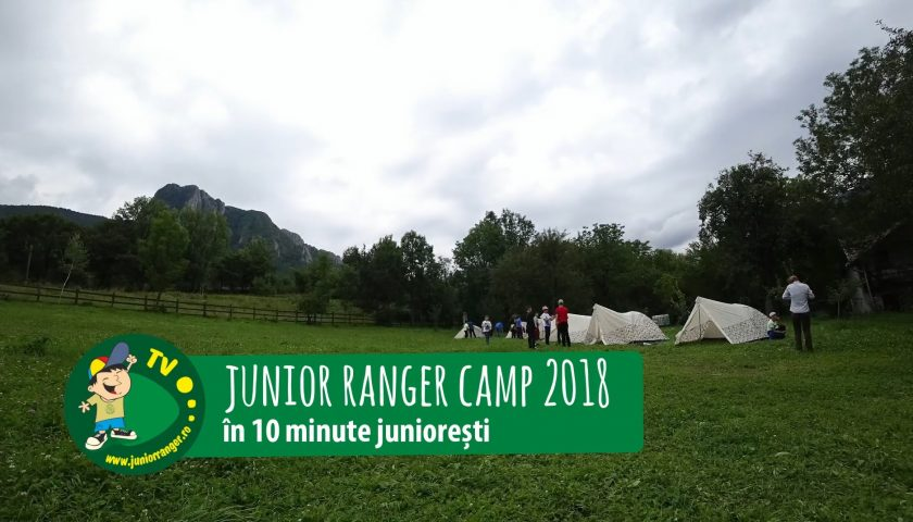 <span>Junior Ranger Camp 2018</span>