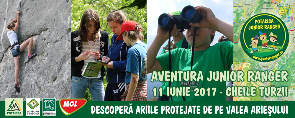 <span>Aventura Junior Ranger 2017</span>
