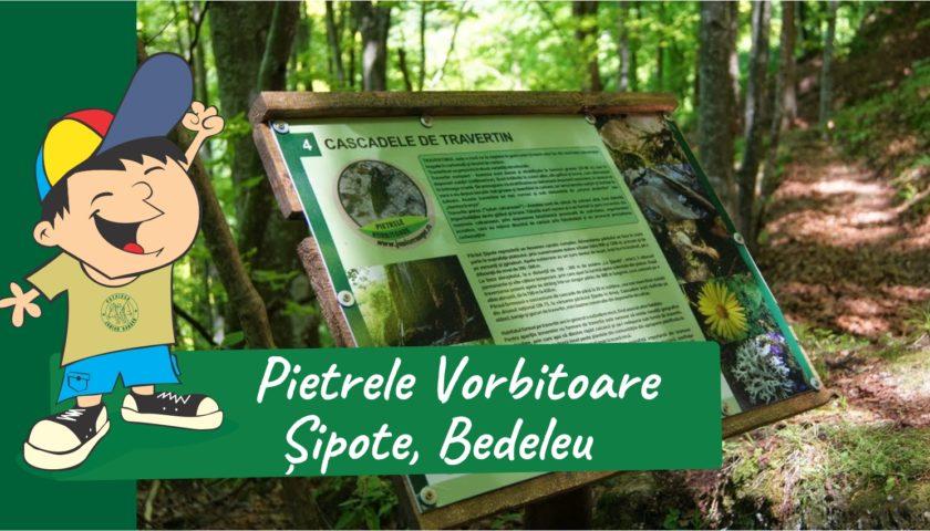 <span>Bedeleu (Șipote) – Pietrele Vorbitoare</span>