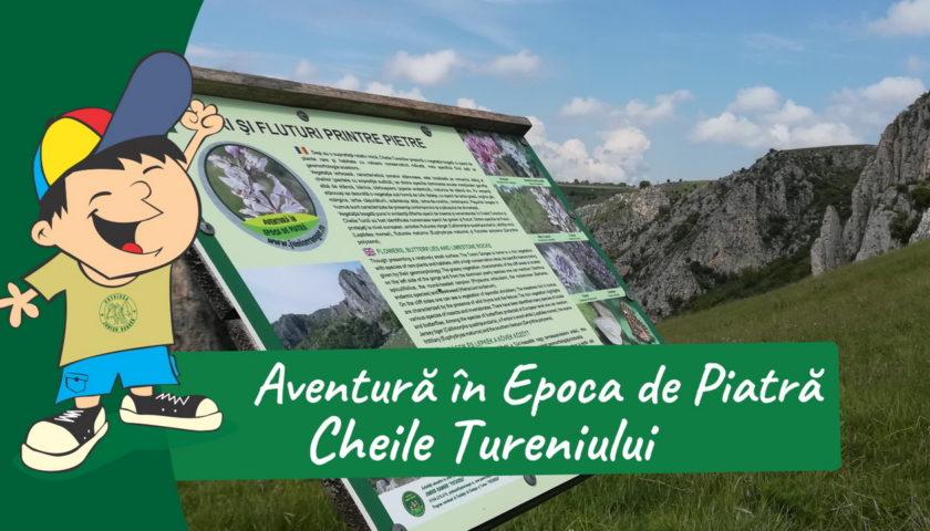 <span>Cheile Tureniului – Aventură în Epoca de Piatră</span>