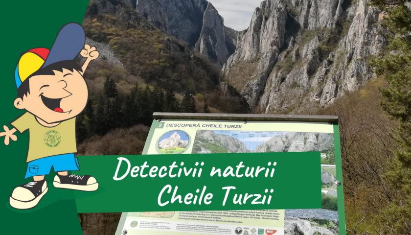 <span>Cheile Turzii – Detectivii naturii</span>