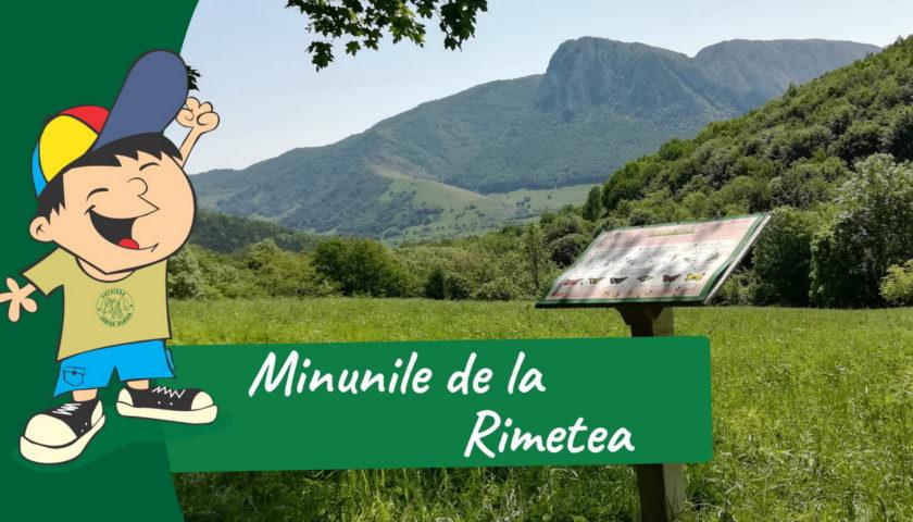 <span>Rimetea – Minunile de la Rimetea</span>
