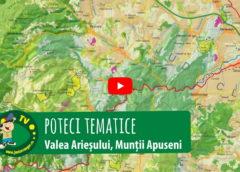 Poteci tematice din împrejurimile Turzii (Video)