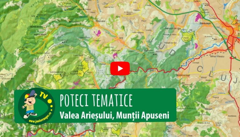 <span>Poteci tematice din împrejurimile Turzii (Video)</span>