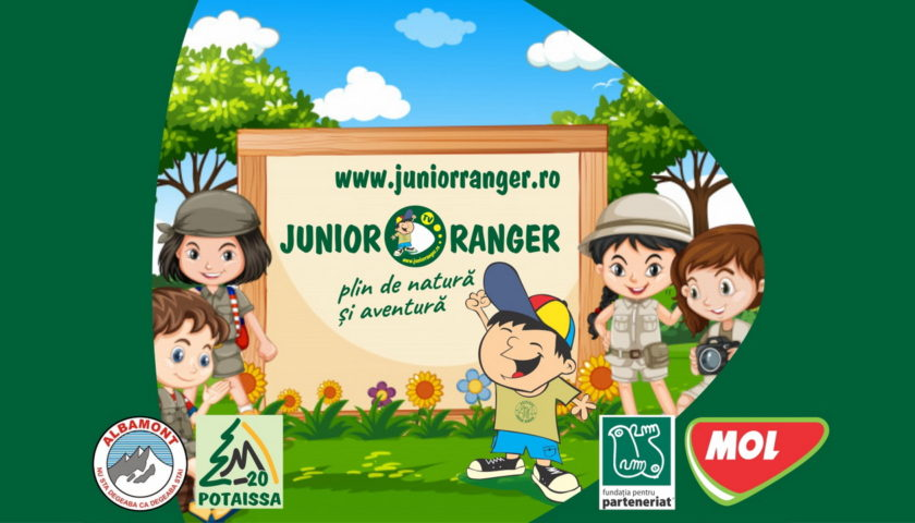 <span>Junior Ranger Hub</span>