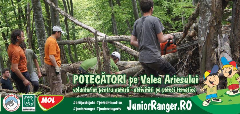 <span>Voluntariat pentru natură</span>