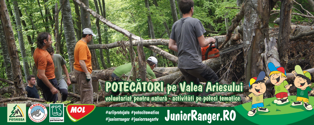 Voluntariat pentru natură