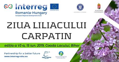 <span>Ziua Liliacului Carpatin 2019</span>