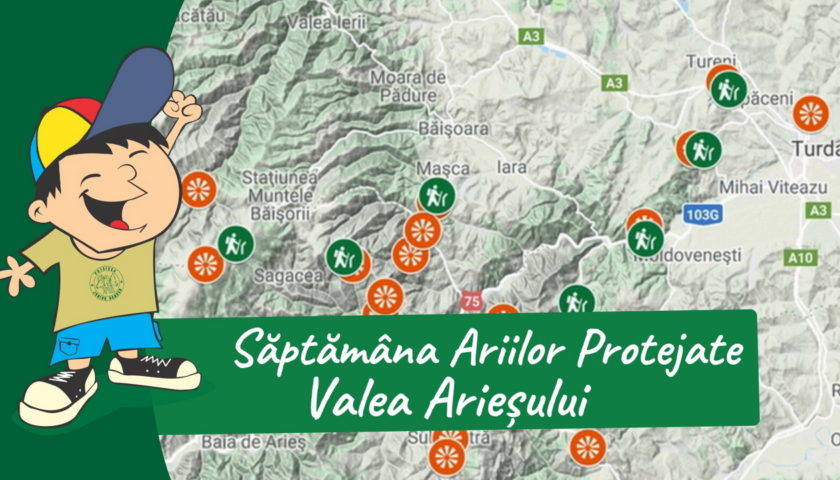 <span>SAP2019 pe Valea Arieșului</span>