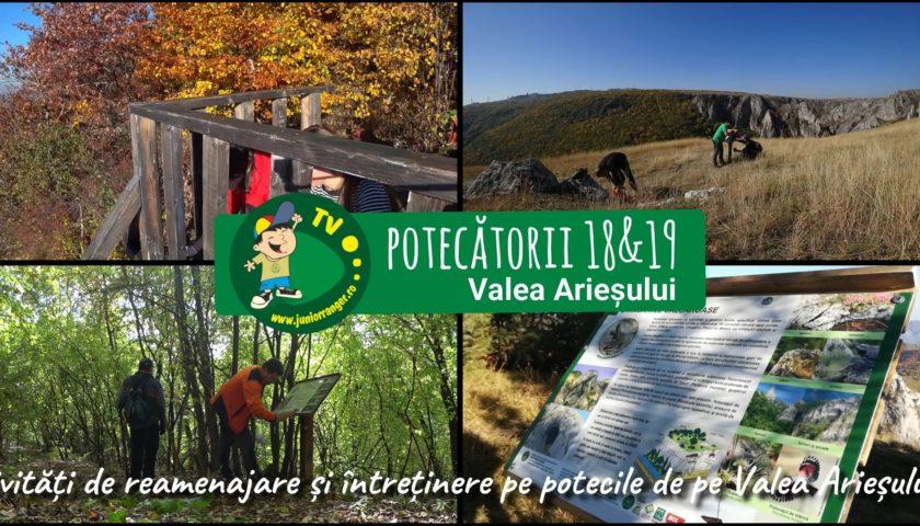 <span>Potecători pe Valea Arieșului (video)</span>