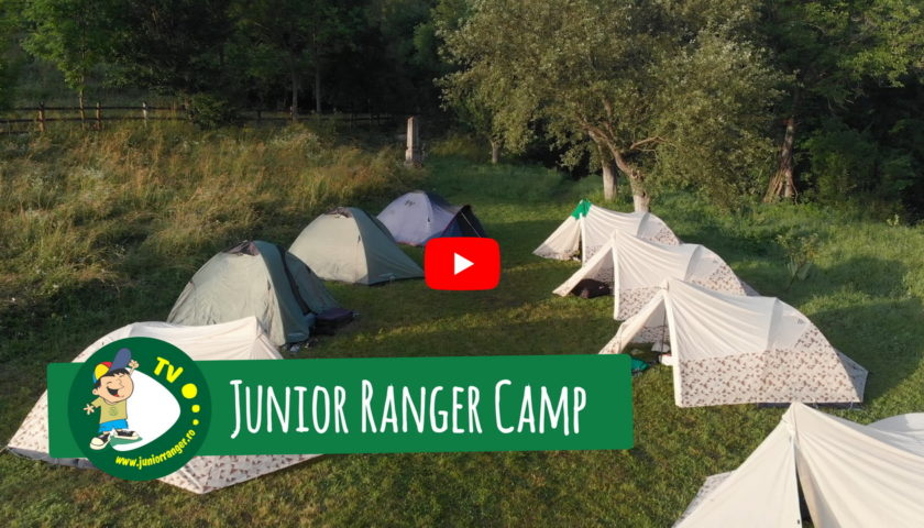 <span>Junior Ranger Camp (video)</span>