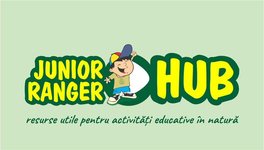 <span>Junior Ranger Hub</span>